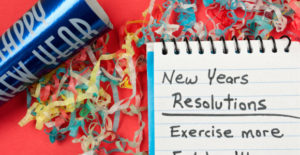 Photo - New Years Resolutions