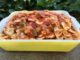 Photo - eggplant and macaroni casserole