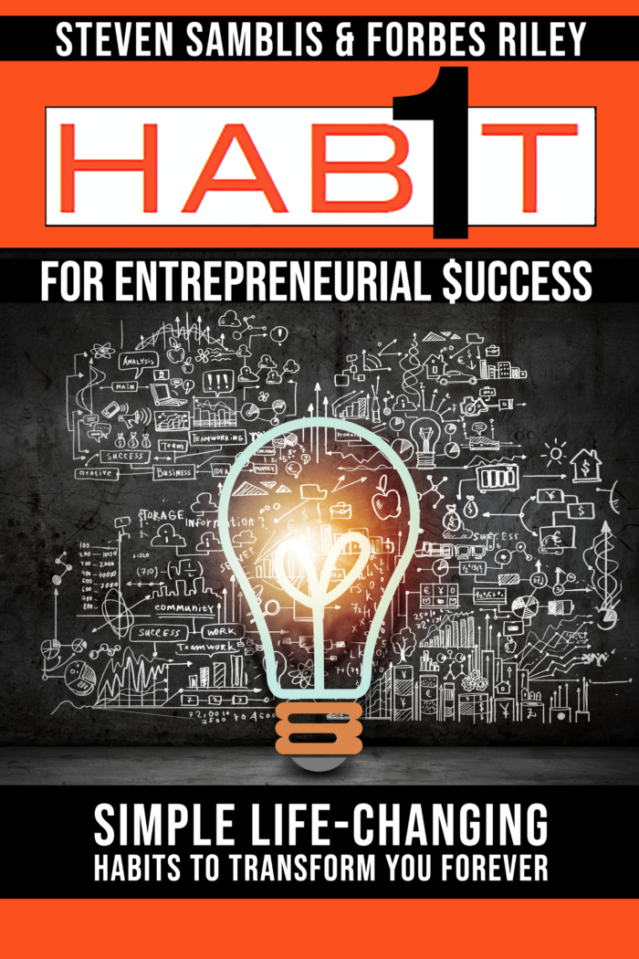 Book Cover 1 Habit for Entrepreneur Success